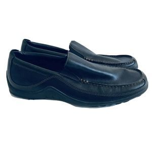 Cole Haan Black Tucker Driving Loafer
